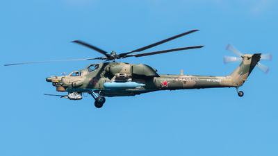 RF-13453 - Mil Mi-28N Havoc - Russia - Air Force