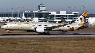 A6-BLM - Boeing 787-9 Dreamliner - Etihad Airways