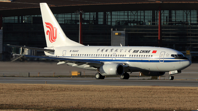 B-5043 - Boeing 737-79L - Air China