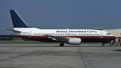 G-PROK - Boeing 737-3Q8 - Airways International Cymru