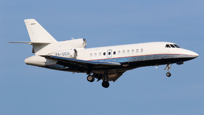 A picture of P4GEM - Dassault Falcon 900EX - [239] - © Vitaly Revyakin