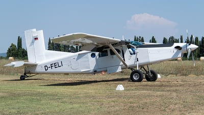 D-FELI - Pilatus PC-6/B2-H4 Turbo Porter - Private