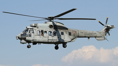 01-2531 - Eurocopter AS 532AL Cougar - Turkey - Air Force