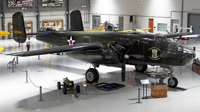 40-2344 - North American B-25B Mitchell - United States - US Air Force (USAF)