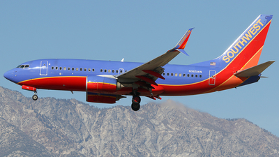 N965WN - Boeing 737-7H4 - Southwest Airlines