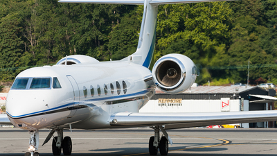N173NY - Gulfstream G550 - Private