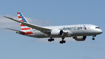 A picture of N812AA - Boeing 7878 Dreamliner - American Airlines - © DJ Reed - OPShots Photo Team