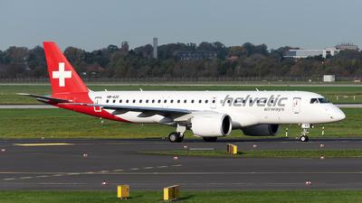 HB-AZC - Embraer 190-300STD - Helvetic Airways