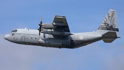 G-781 - Lockheed C-130H Hercules - Netherlands - Royal Air Force