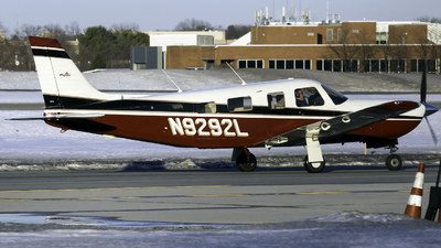 N9292L - Piper PA-32R-301 Saratoga II HP - Private