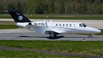 OE-FXE - Cessna 525A CitationJet 2 - Speedwings