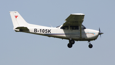 B-105K - Cessna 172S Skyhawk SP - Civil Aviation Flight University of China