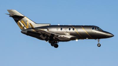 N786QV - Hawker Beechcraft 900XP - Private
