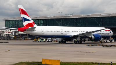 G-STBM - Boeing 777-336ER - British Airways