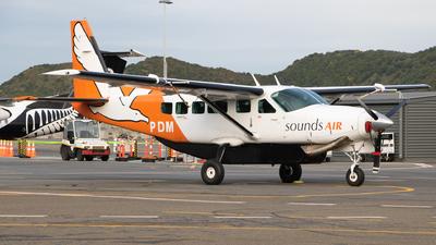 A picture of ZKPDM - Cessna 208 Caravan - Sounds Air - © Reuben Morison