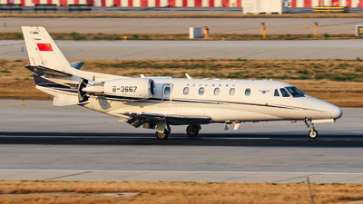 B-3667 - Cessna 560XL Citation XLS - Civil Aviation Administration of China (CAAC)