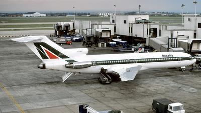 I-DIRC - Boeing 727-243(Adv) - Alitalia