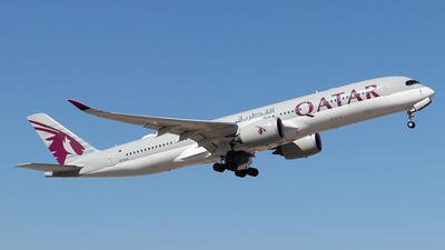 A picture of A7ALQ - Airbus A350941 - Qatar Airways - © Pablo Romero