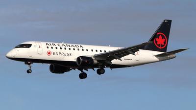 C-FEJD - Embraer 170-200SU - Air Canada Express (Jazz Aviation)