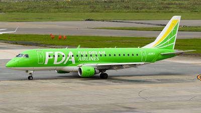 JA08FJ - Embraer 170-200STD - Fuji Dream Airlines