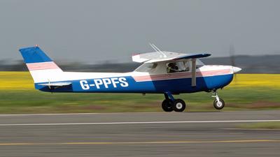 A picture of GPPFS - Cessna FRA150L Aerobat - [0126] - © Tartanpics