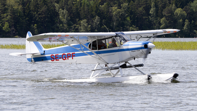 SE-GPF - Piper PA-18-150 Super Cub - Private