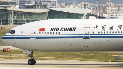 B-2031 - Boeing 777-39LER - Air China
