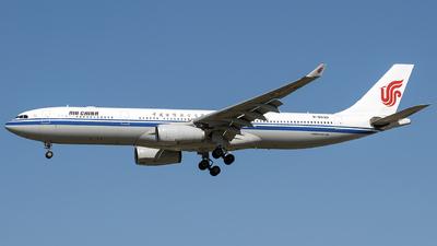 B-6530 - Airbus A330-343 - Air China
