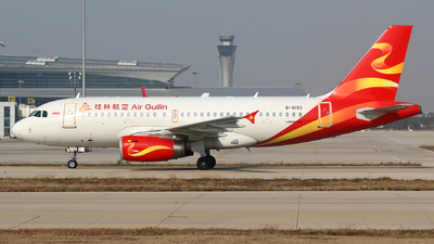 B-6193 - Airbus A319-133 - Air Guilin