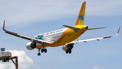 RP-C3278 - Airbus A320-214 - Cebu Pacific Air