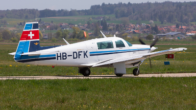 HB-DFK - Mooney M20J-201 - Farner Aviation