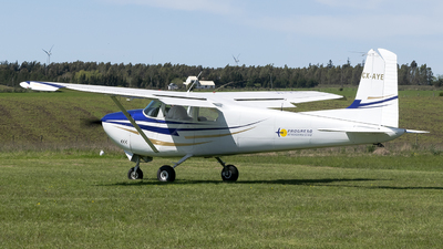 CX-AYE - Cessna 182A Skylane - Private