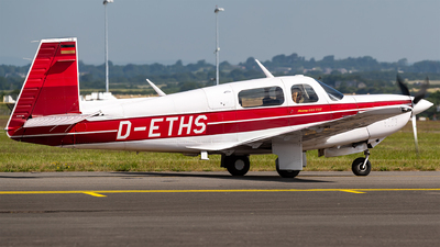 D-ETHS - Mooney M20K-231 - Private