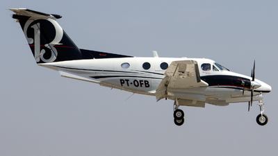 PT-OFB - Beechcraft F90 King Air - Private