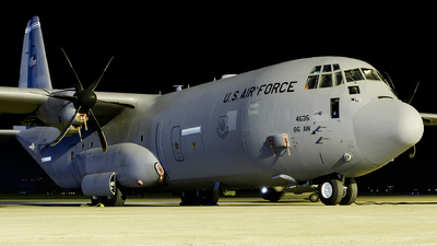 07-4635 - Lockheed Martin C-130J-30 Hercules - United States - US Air Force (USAF)