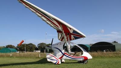 G-FFFA - P and M Aviation PulsR - Private