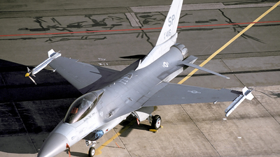 91-0416 - General Dynamics F-16CJ Fighting Falcon - United States - US Air Force (USAF)
