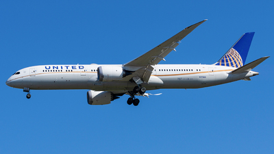 A picture of N17963 - Boeing 7879 Dreamliner - United Airlines - © Dream_flight