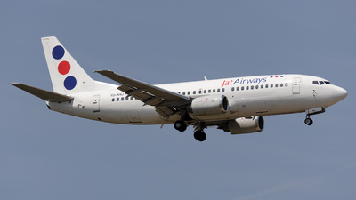 YU-ANJ - Boeing 737-3H9 - Jat Airways