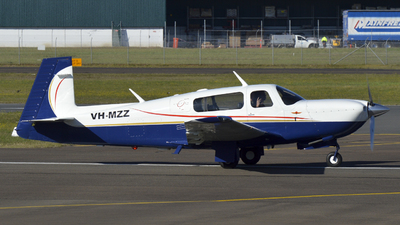VH-MZZ - Mooney M20R Ovation - Private