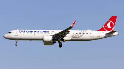 TC-LSE - Airbus A321-271NX - Turkish Airlines
