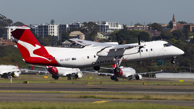 VH-SBT - Bombardier Dash 8-Q315 - QantasLink (Sunstate Airlines)