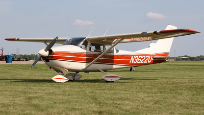 N3622U - Cessna 182F Skylane - Private