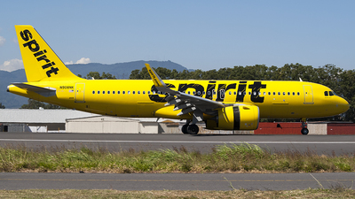 A picture of N908NK - Airbus A320271N - Spirit Airlines - © Brian Boche