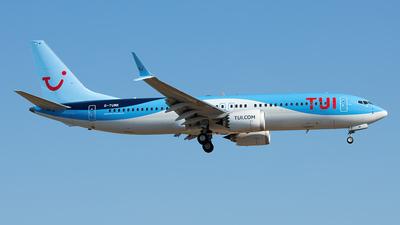 G-TUMK - Boeing 737-8 MAX - TUI