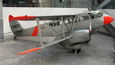 F-BHCD - De Havilland DH-89A Dragon Rapide - Private