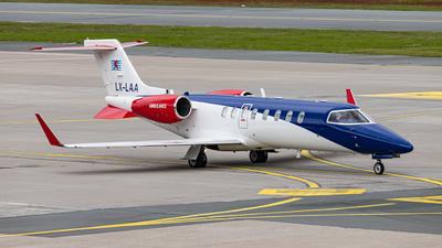 LX-LAA - Bombardier Learjet 45 - Luxembourg Air Rescue (LAR)