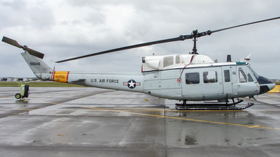 69-6646 - Bell UH-1N Iroquois - United States - US Air Force (USAF)