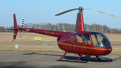 LY-LAN - Robinson R44 Raven II - Private