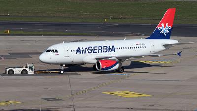 YU-APL - Airbus A319-132 - Air Serbia